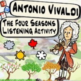 Music in History - Antonio Vivaldi & The Four Seasons List