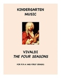 Kindergarten Music - Vivaldi, The Four Seasons