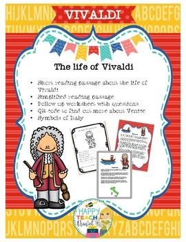 Vivaldi reading activity