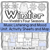 Vivaldi's Winter Music Listening and Mood Activity Sheets