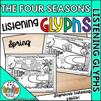 Vivaldi's The Four Seasons (Spring) Listening Glyphs