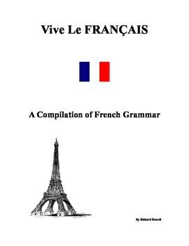 French Grammar E-Book