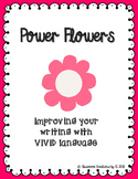 Vivid Language/Adjectives-Power Flower Unit