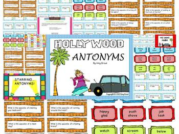 Vivid Vocabulary: 6 Sets of Vocabulary Activities