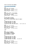 Vivir Mi Vida (Live My Life) by Marc Anthony. Spanish Song