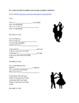 Vivir mi Vida by Marc Anthony: Spanish Song Question Guide on Near Future Tense
