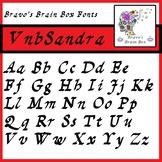 VnbSandra Font