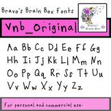 Vnb_Original Font