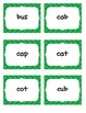 VoBACKulary A Fun Vocabualry Game to Teach the Meaning of CVC Words