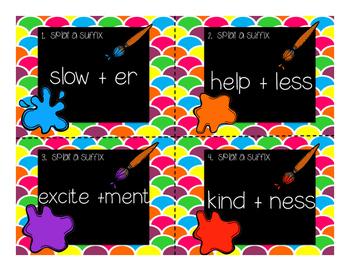 Vocab Artist: Strategies & Activities Focusing on Vocabulary