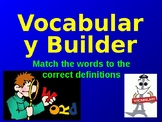 Vocab Builder for Advanced Students