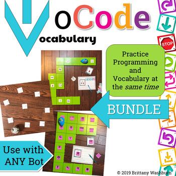 Vocab CODING - BUNDLE