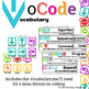 Vocab CODING - BUNDLE