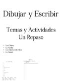 Vocab Review of  Los Colores; La Clase; La Ciudad; La Fami