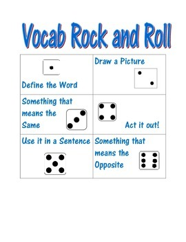 Vocab Rock and Roll