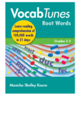 Vocab Tunes English Vocabulary Building & Comprehension Program 3rd to 5th Grade