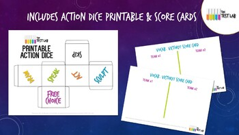 Vocab. Victory! A Vocabulary Review Game Making Connections Beyond Memorizing