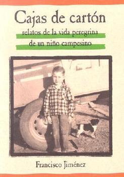 Vocab list - Cajas de cartón Francisco Jiménez- lista de vocabulario Level 4-5