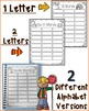 Vocabulary Journals-Build it Up