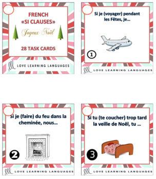 Noël et le Vocabulaire d'Hiver BUNDLE - French Christmas and Winter Activities