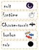 Vocabulaire d'halloween