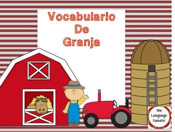 Vocabulario De Granja