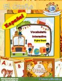 Vocabulario Interactivo del Otoño - Interactive Words of Fall