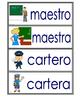 Vocabulario ayudantes de la comunidad