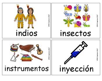 Vocabulario con Ii