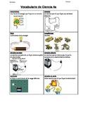 Vocabulario de Ciencia 2