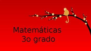 Oraciones de Yo Puedo - Matematicas en Español