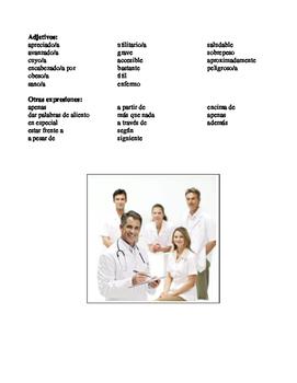 Vocabulario de la Salud y la Medicina