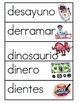 Vocabulario de la letra D