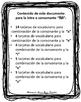 Vocabulario de la letra  Ñ ñ  consonante Ññ  Bilingual Sta