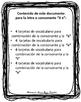 Vocabulario de la letra Xx consonante X x Bilingual Stars Mrs. Partida