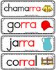 Vocabulario de la letra rr consonante RR rr Bilingual Star