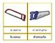 Vocabulario de las herramientas / Tools Vocab Matching Spanish