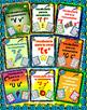 Vocabulario de las letras consonantes del abecedario alfabeto BUNDLE palabras