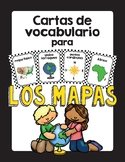 Vocabulario de los mapas (Map Vocabulary)