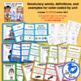 Vocabulario elevar las ciencias Spanish 5th Grade