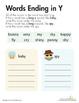 Vocabularly Focus Workbook