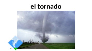 Vocabulary 5A: Un acto heroico - Realidades 2 - Natural Disasters - PowerPoint