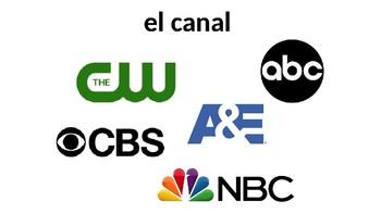Vocabulary 9A - El cine y la televisión - Realidades 1 / Auténtico 1