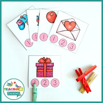Valentine's Vocabulary Activities