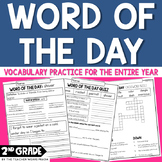 Vocabulary Activities | Word of the Day with Distance Lear