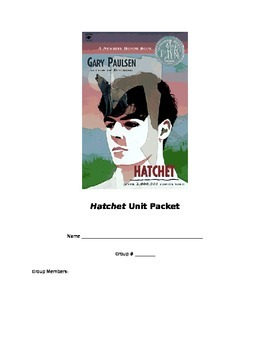 Vocabulary Activities and Assessment for Hatchet