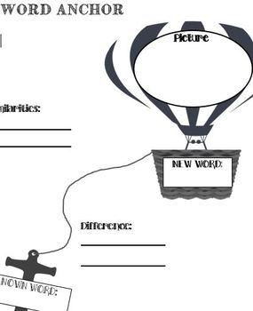 Vocabulary Activity Options