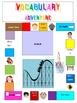 Vocabulary Adventure  -- Grade 4
