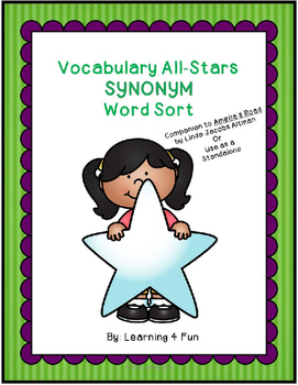 Vocabulary All-Stars: Synonyms (Amelia's Road)