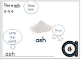 Vocabulary / Alphabet Sheets